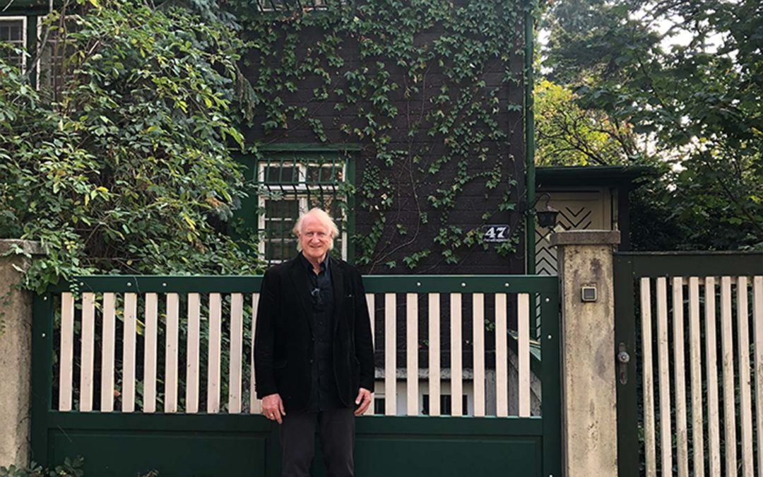 A Visit to the Home of Heinz Kohut in Vienna